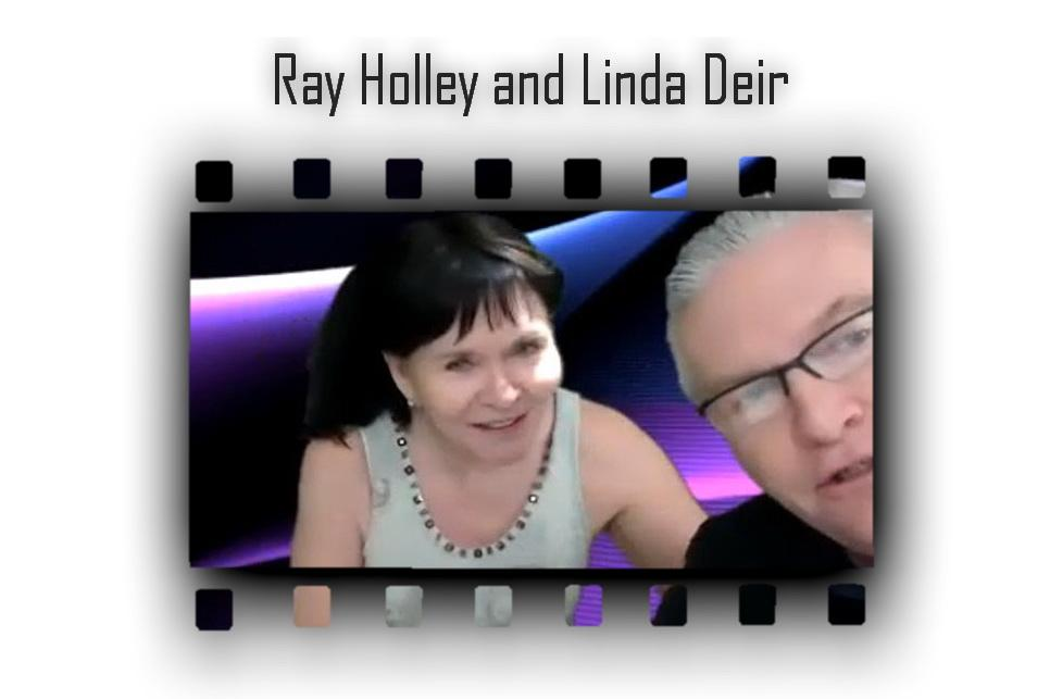 Ray Holley and Linda Deir